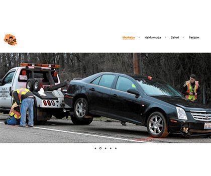 Pullme - Araç Taşıyıcı Web Tasarımı - Web Mobil Yazılım