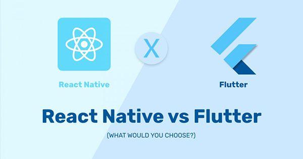 Flutter ve React Native Mobil Uygulama Karşılaştırması Web Mobil Yazılım