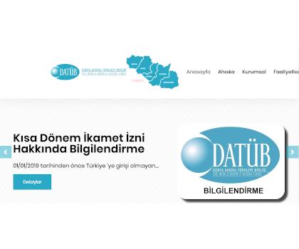 DATUB - Web Tasarımı - Web Yazılım - Web Mobil Yazılım