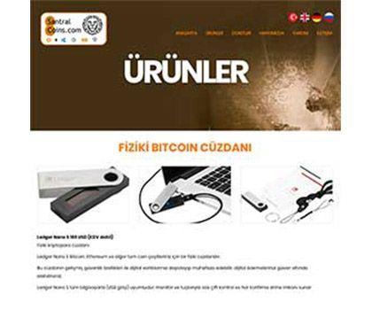 Santral Coin - Web Mobil Yazılım